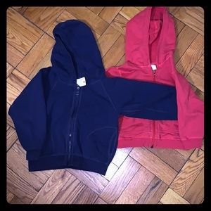 Hannan Anderson sweatshirt size 80 and 90